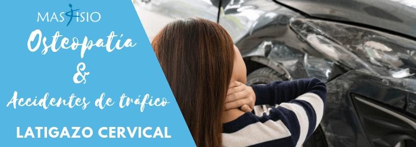 Osteopatía y accidentes de tráfico
