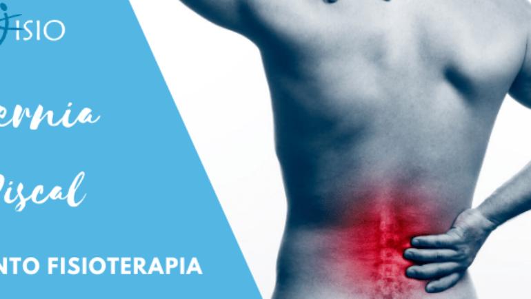 Hernia Discal y Fisioterpia